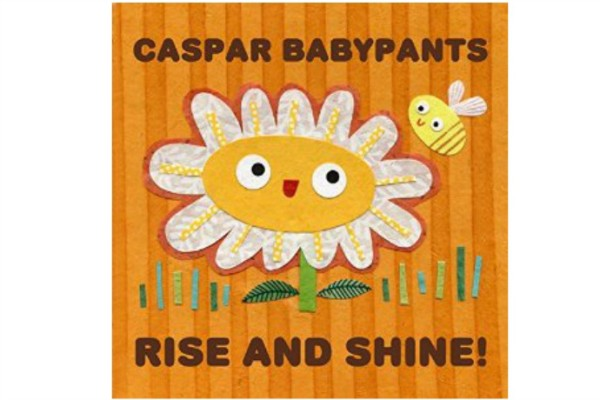 Caspar Babypants Rise and Shine | Cool Mom Tech