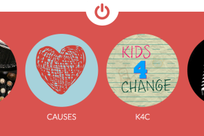 We're for Dads 4 Change: A new website for anyone with a big heart.