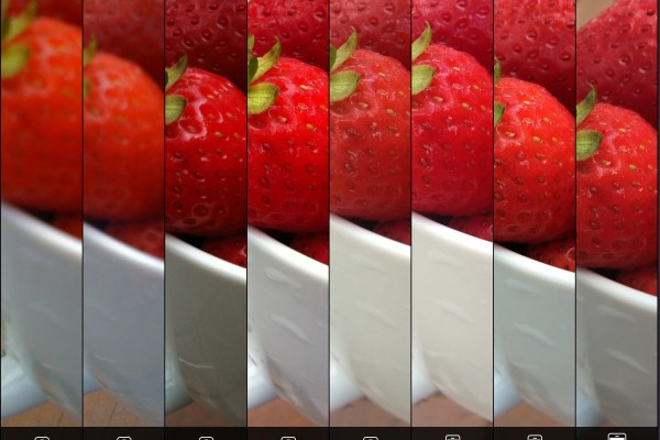 Fantastic comparison of iPhone camera capabilities through the years at Snap Snap Snap