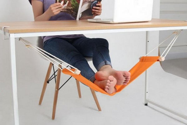 Foot Hammock on Cool Mom Tech