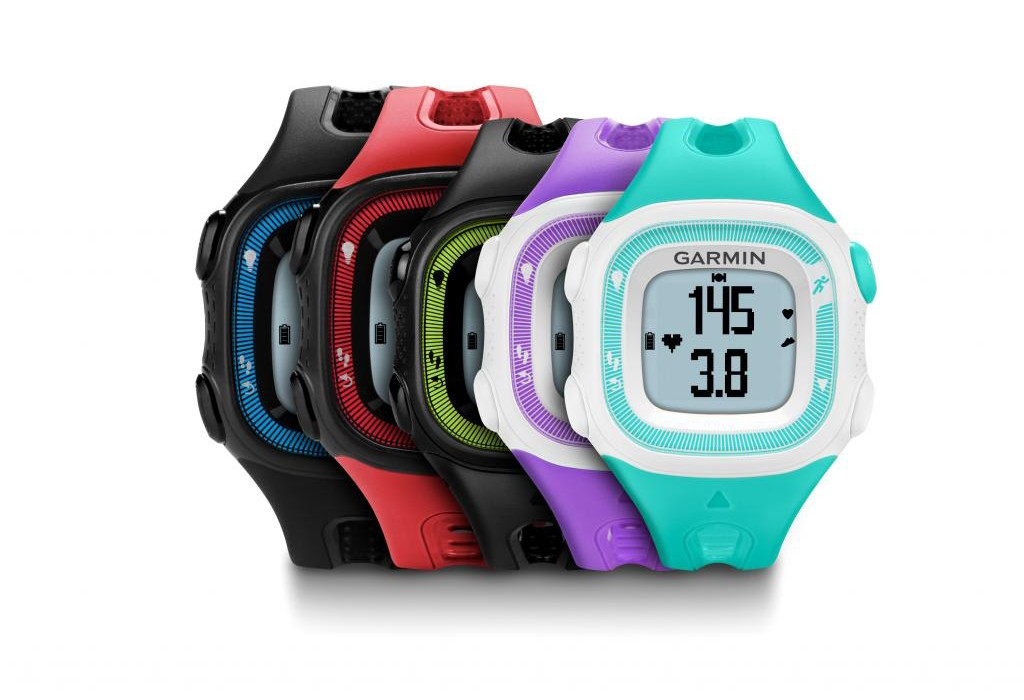 Garmin Forerunner 15 review: A combination fitness tracker and GPS sport watch to turn your ...
