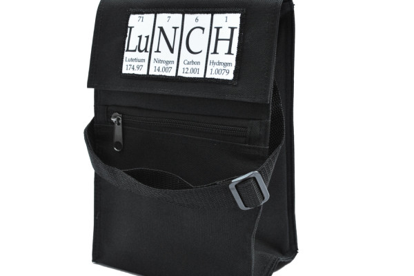 Geek lunch bag for chemistry lovers | Cool Mom Tech