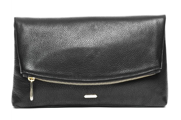 Garland leather tablet clutch purse by Hayden-Harnett