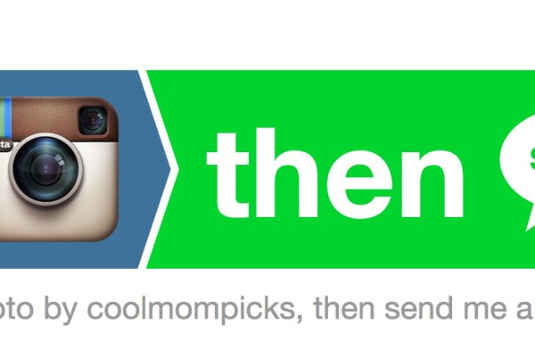 Helpful IFTTT app recipes for parents