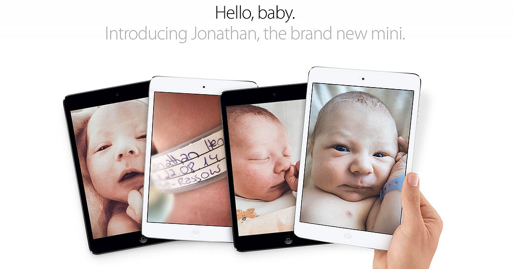 Web Coolness: A clever geeky birth announcement, hilarious TV awards, and a guilty pleasure Instagram feed.