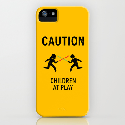 Star Wars iPhone case: Children at Play