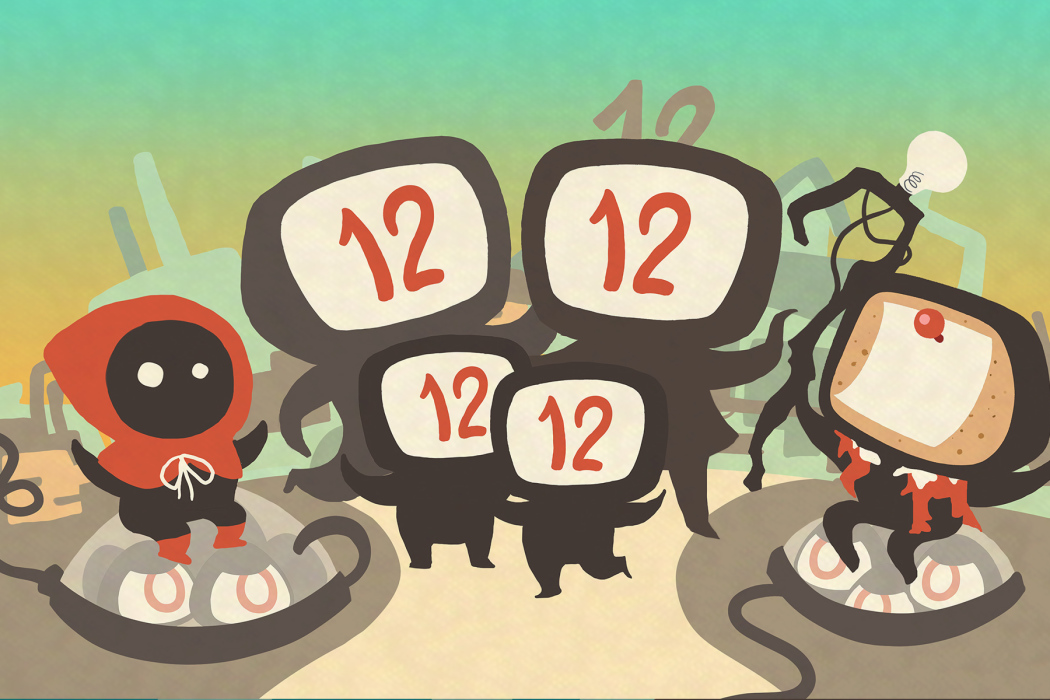 The best apps for kids of the year: Twelve a Dozen math app