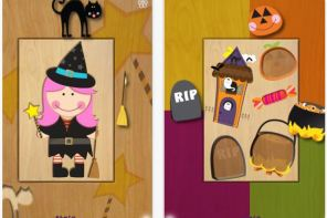 6 of the most fun Halloween apps for kids to get them excited about something other than chocolate.