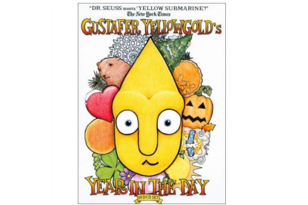 Gustafer Yellowgold's Pumpkin Pied kids' music | Cool Mom Picks