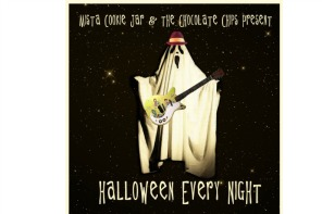 Halloween Every Night by Mista Cookie Jar | Halloween music download of the week