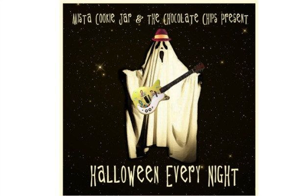 Halloween Every Night kids' music download | Cool Mom Picks