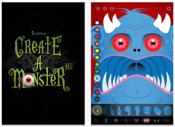 Create a Monster Halloween app for kids that's fun even after October 31
