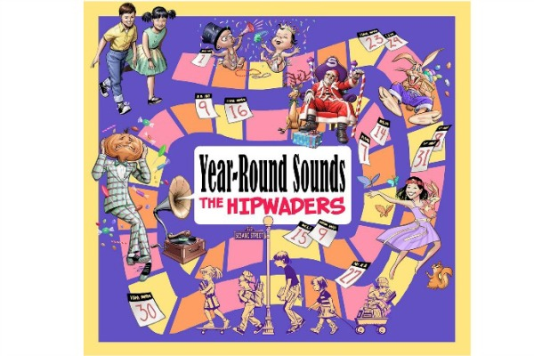 Kids Halloween music: Pumpkinhead by The Hipwaders | Cool Mom Tech