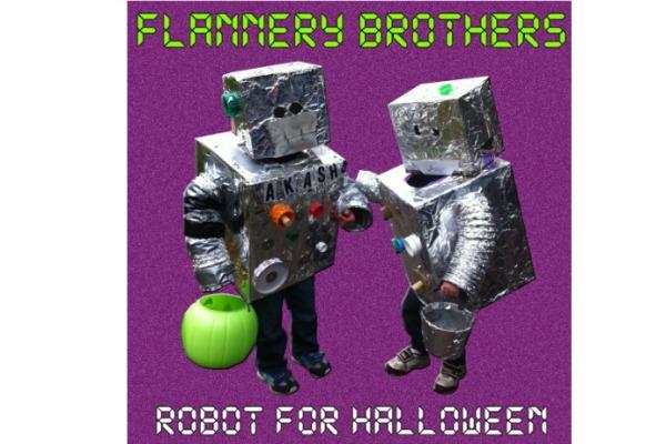Robot for Halloween kids' music download   Cool Mom Tech