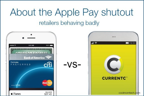 About the Apple Pay shutout and why you should care | Cool Mom Tech