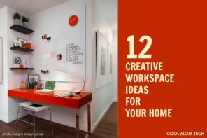 12 creative workspace ideas for your home that inspire you to get the job done