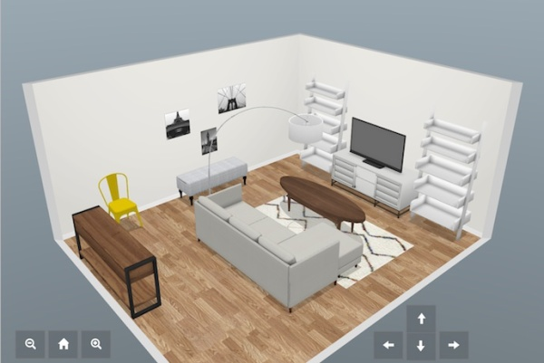 FurnishUp: A new 3D virtual decorating online resource
