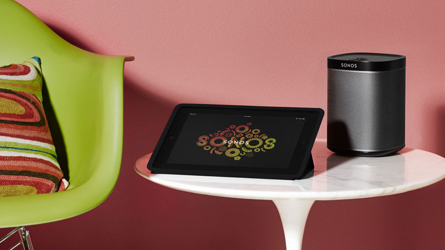 Easy party planning tips: Wireless streaming of a station to a system like Sonos means you don't have to play DJ all night
