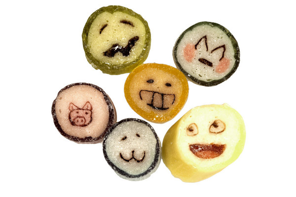 When is it okay to eat your emotions? When they're Emoticandy.