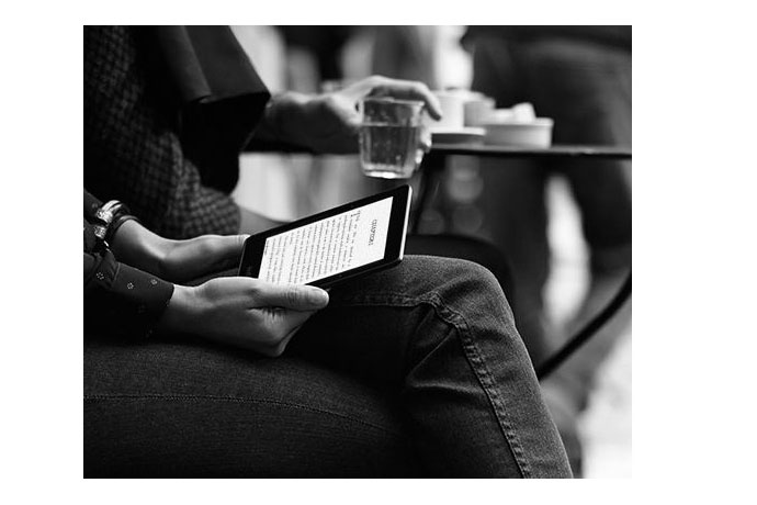 The new Kindle Voyage: An e-reader that makes you want switch to e-readers.