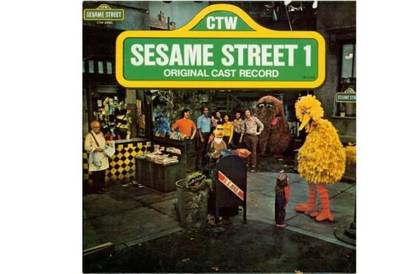 Sesame Street original cast soundtrack | Cool Mom Tech