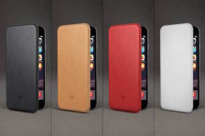 Twelve South's SurfacePad: If you're going to cover that iPhone 6, may as well be in something gorgeous