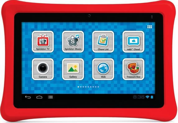 Which tablet is right for your kid? We can help!