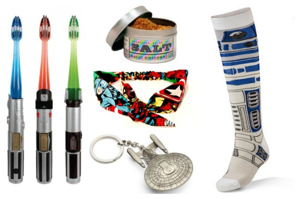 Fun geeky stocking stuffers ideas all under $10