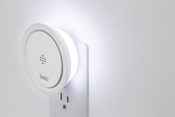 Leeo Smart Alert Nightlight provides more than just light