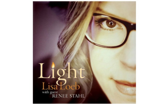 New music for Hanukkah: Lisa Loeb's Light