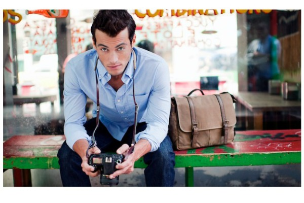 A great gift for your favorite guy photographer: ONA camera bags