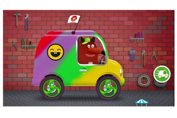 Pepi-Ride-app: a great driving game for kids! | Cool Mom Tech