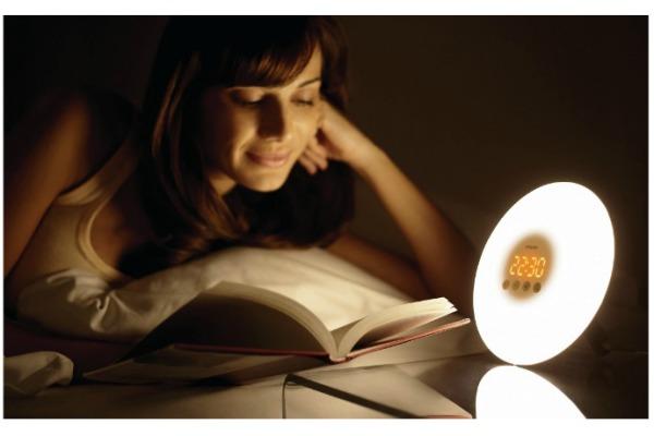 Philips Wake-up Light : Get better sleep in 2015!