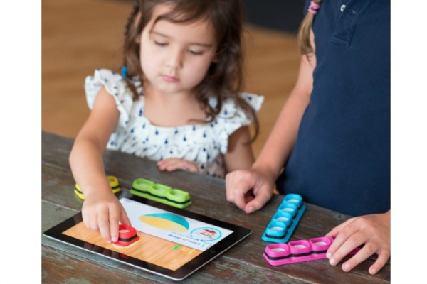 Tiggly Counts toy for the iPad