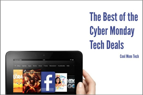 Best Cyber Monday tech deals | Cool Mom Tech