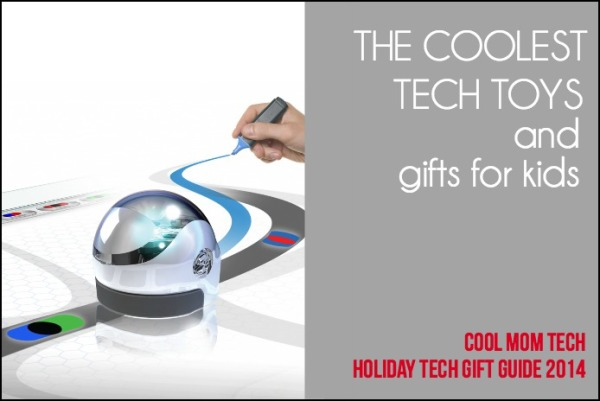 Coolest kids tech toys and gifts | Holiday Tech Gifts 2014