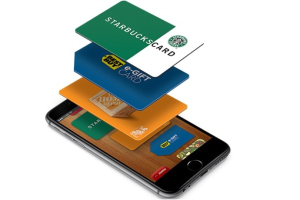 Gyft makes it easy to give gift cards