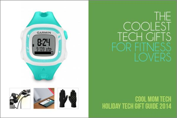 The coolest tech gifts for fitness lovers | Cool Mom Tech Holiday Gift Guide 2014