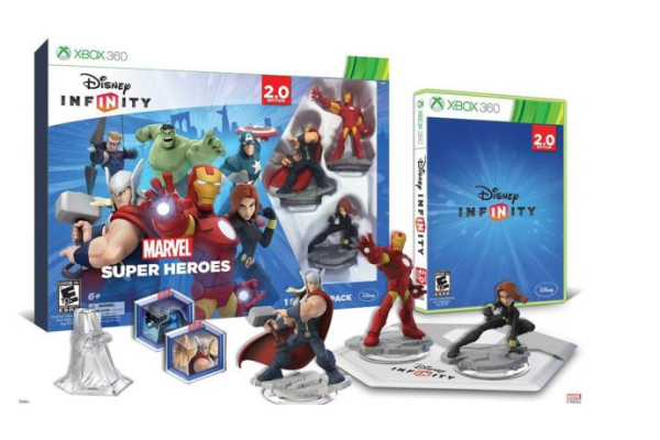Video games for kids that the whole family will love: Disney Marvel Super Heroes