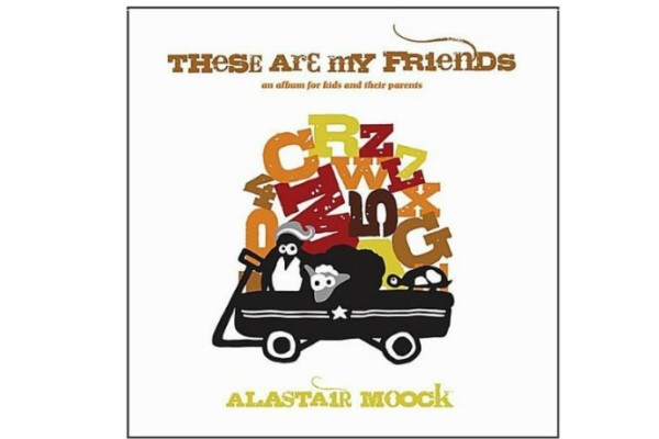 Alastair Moock's These Are My Friends downloadable song