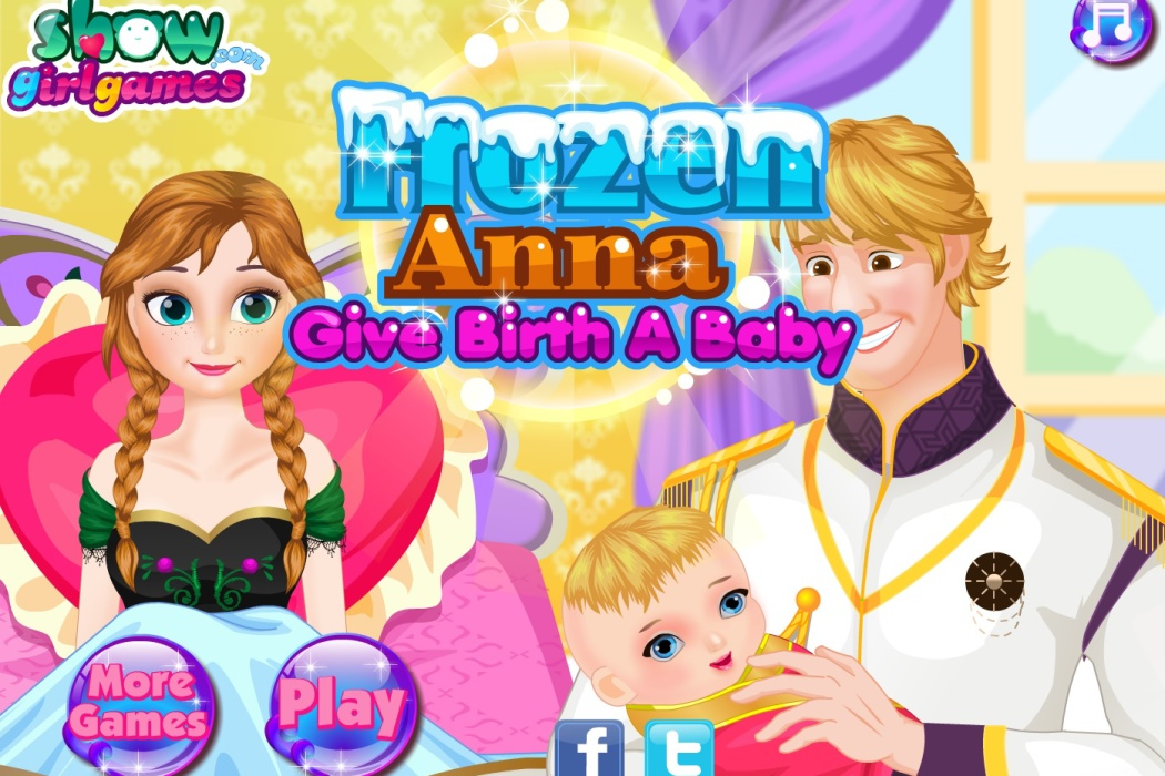 play frozen online free games