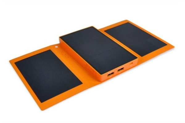 Solpro solar chargers: The Helios can charge your smart phone in just 90 minutes