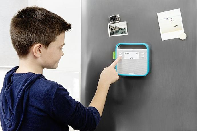 Coolest new tech gadgets of 2015: Triby phone is like a speaker phone base that connects to your existing mobile phones so you can ditch the land line