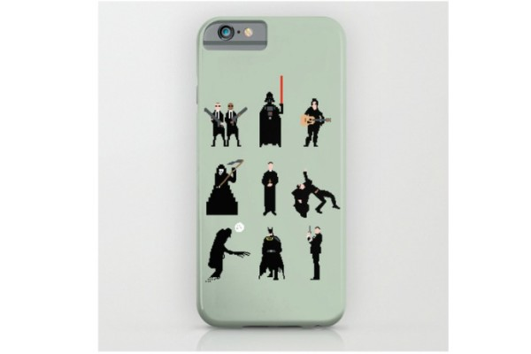 Men In Black iPhone case from Society6