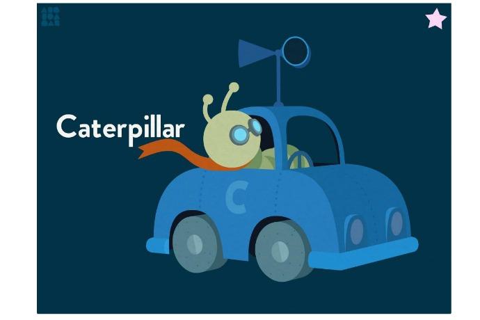 Metamorphabet spells a good time for kids