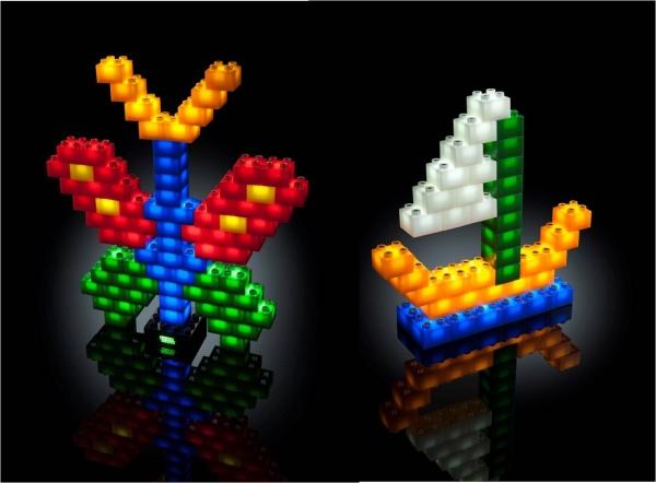 Light Stax Like Lego Meets Lite Brite Cool Mom Tech