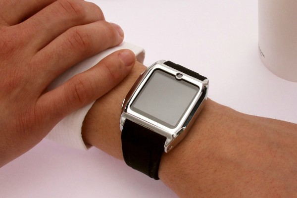 The Spark watch gently vibrates to wake you up when you fall asleep in class or at work