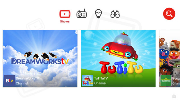 A review of the new YouTube Kids app for iOS and Android