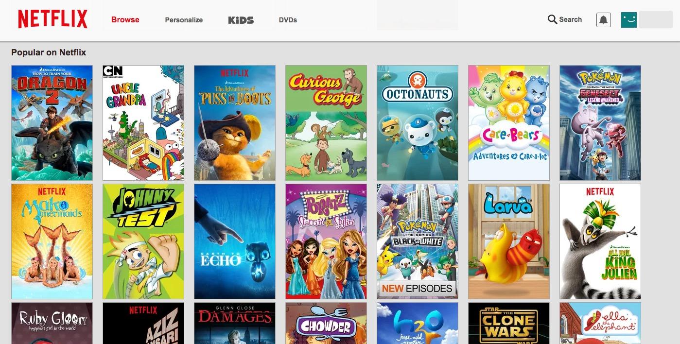 A new bookmarklet to fix Netflix: Oh my, God Mode!