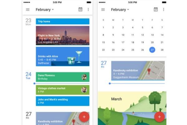 Google calendar app for iPhone review on CoolMomTech.com